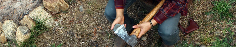 Sharpening Ax