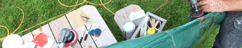IMG_7680 Fiberglass Canoe Repair